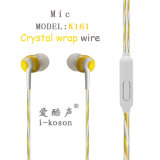 Custom Design New Style in-Ear Earphone with Mic
