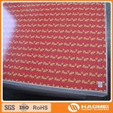 aluminium sheet 8011 H16 both sides coated