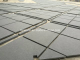 Honed Finished Granite Tile for Wall Cladding