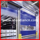 Automatic Speedy PVC Rapid Roll up Door (ST-001)