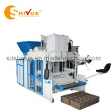 Qmy10-15 Automatic Egg Laying Concrete Hollow Block Machine