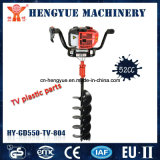 52cc Small Portable Gasoline Ground Drill, Ground Hole Digger