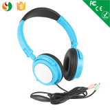 Sky Blue Color Style Earphone Headphones for Sale Best Earbuds Under $50