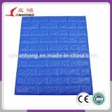 3D PE Foam Brick Wallpaper Pliable Bricks Foam Wall Stickers
