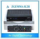 Enigma2 Dual Core DVB-S2+DVB-T2/C IPTV Satellite Receiver Zgemma H. 2h