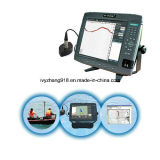 Water Depth Finder Dgps, Vdr, Coordinate, Auto Recorded Waypoint High Accuracy HD370 Digital Echo Sounder Price