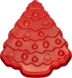 Silicone Christmas Tree Cake Pan & Cake Mould &Bakeware FDA/LFGB (SY1512)