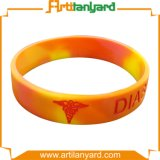 Promotional Rubber Craft Silicone Wristband
