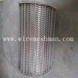 Food Grade Stainless Steel Wire Mesh Conveyor Belt