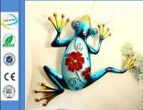 Nice Metal Frog Wall Decoration for Home and Garden
