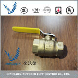 Forged Braaa Full Port Theaded Ends Ball Valve Export