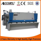 CNC Hydraulic Cutting Machine for Steel Plate