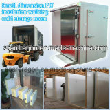 Small Dimension PU Insulation Walking Cold Storage Room