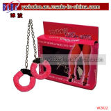 Valentine′ Gifts Cuff Feet Cuff with Plush Sexty Handcuff (W2022)