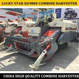 Hot Sale 4lz-5g Farm Combine Harvester, Luckystar Xg988z for Rice and Wheat, Xg988z Combine Harvester