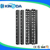 Network Vertical cable manager cable bar