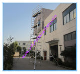 Safe Ce Passed Aluminum Access Tower for Decoration
