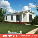 Light Steel Villa House as Prefabricated Home Building Project