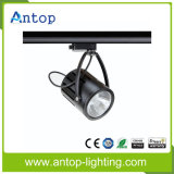 LED Spotlight with Track / CREE Chip & Isolated Driver