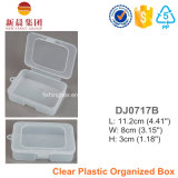 Large Empty Inner Space Clear Lid Box