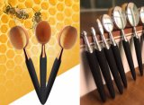 Wholesale Manufacturer Full Se Oval Makeup Brush Free Sample