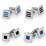Personalized Classic Stainless Steel Men Cufflinks
