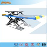 Surface Mounting Whell Alignment Scissor Lift with Ce