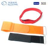 Hook and Loop Fastener Tie-Wraps