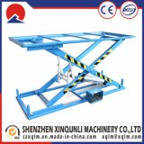 Wholesale 1960*900*350mm Lifting Rotary Table with Caster