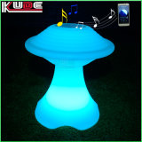 Remote Control LED Lamp LED Portable Bluetooth Speaker
