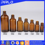 Factory Price Amber Essential Oil Bottle (5ml 10ml 15ml 20ml 30ml 50ml 100ml)