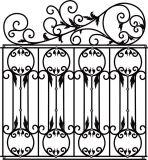 2017 Hot Sale Factory Price Decorative Ornamental Wrought Iron