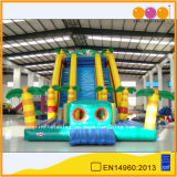 Jumping Bed Inflatable with Slide (AQ110)