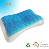 Comfortable Memory Foam Neck Pillow with Gel Layer