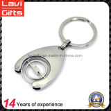 Best Price of Promotion Gift Coin Holder Key Chain