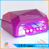 Professional Nail Dryer UV Lamp for Curling Nail Gel
