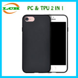 PC Back TPU Bumper Brushed Phone Cover Case