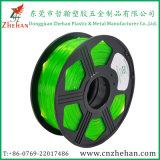 High Quality 3D Printer Filament 3mm/1.75mm Flexible TPU Filament /1.75mm PETG Filament