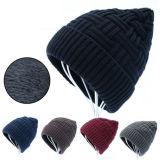 2016 Hot Sale 100% Acrylic Custom Knitted Hat Beanies