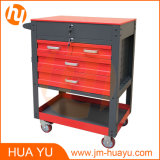 Multifunctional Mobile Tool Chest for Better Tool Partition