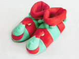Funny Pretty Winter Warm Clown Shoes Boots for Child