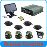 Wholesale 4CH SD Card Mobile DVR with H. 264 Format