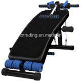 Adjustable Incline Workout Fitness Sit up Bench