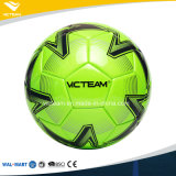 Competition Endurable Shiny Finish Soccer Ball OEM