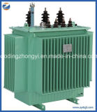 China Factory Electrical Equipment 3 Phase Oil Type Distribution Transformers