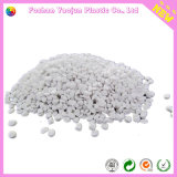 Virgin White Masterbatch Granules for Film Grade