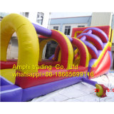 Inflatable One Piece Giant Water Slide