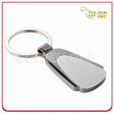 Classic Style Blank Metal Key Tag for Promotion Gift