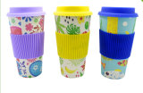 BPA Free Eco Bamboo Fiber Mug (YK-BC1017)