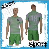 2016 Hot Sale Sportswear Wholesale Customized Men's Soccer Uniforms (S001)